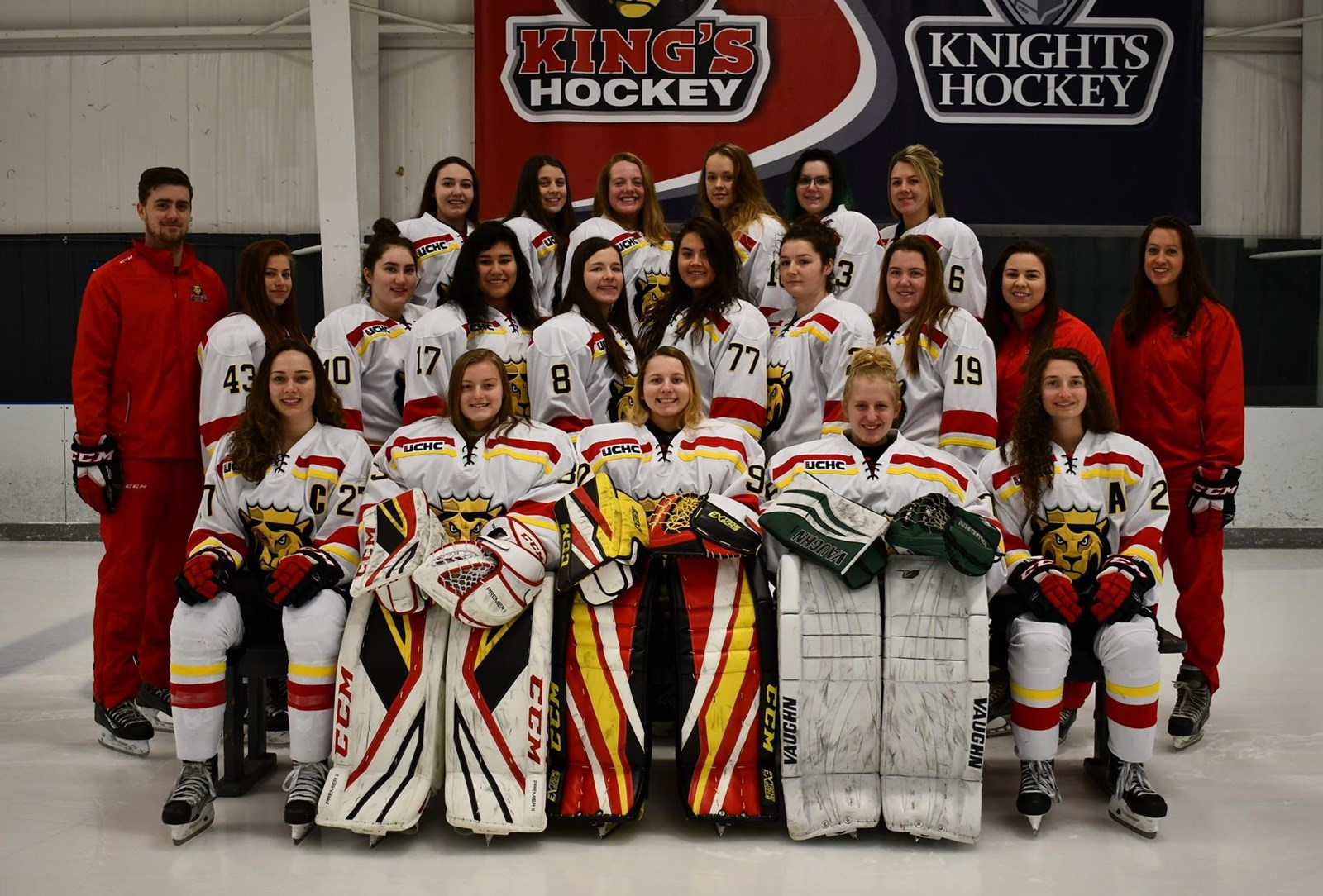 079dcfdcfd3 ... 2017-18 King's College Lady Monarchs Women's Ice Hockey Roster